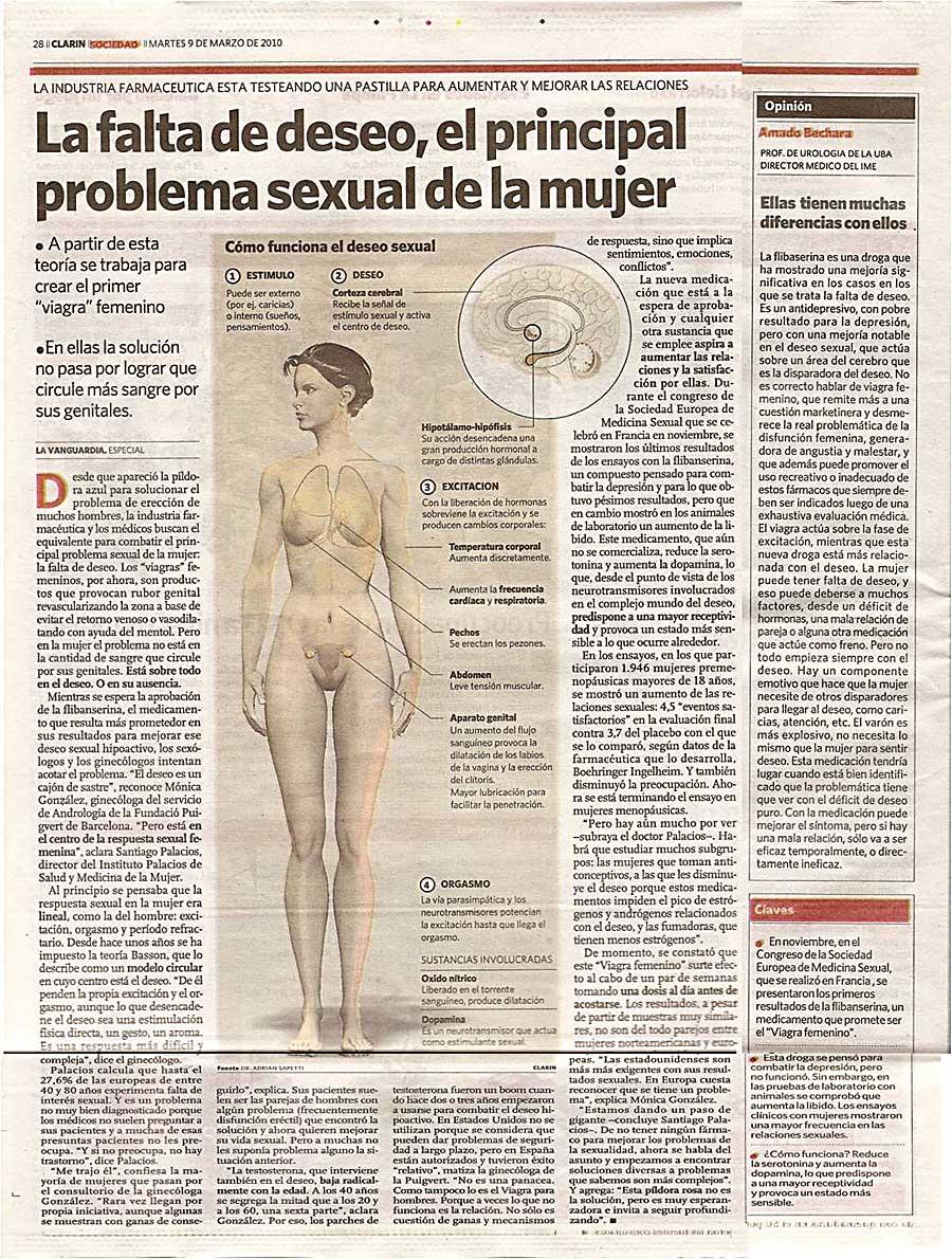 Impulso sexual 1 Diferencias entre hombres y mujeres